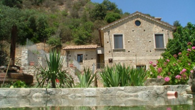 Farmhouse casato ruggero stilo reggio calabria